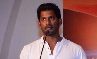 Election Commission to reconsider Vishal's nomination!
