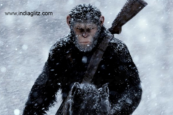 Awesome! 'War for the Planet of Apes' final trailer is here