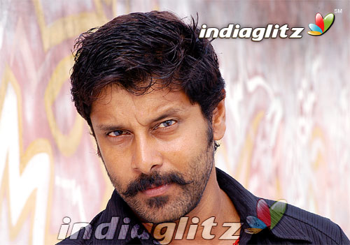 Vikram in i slim