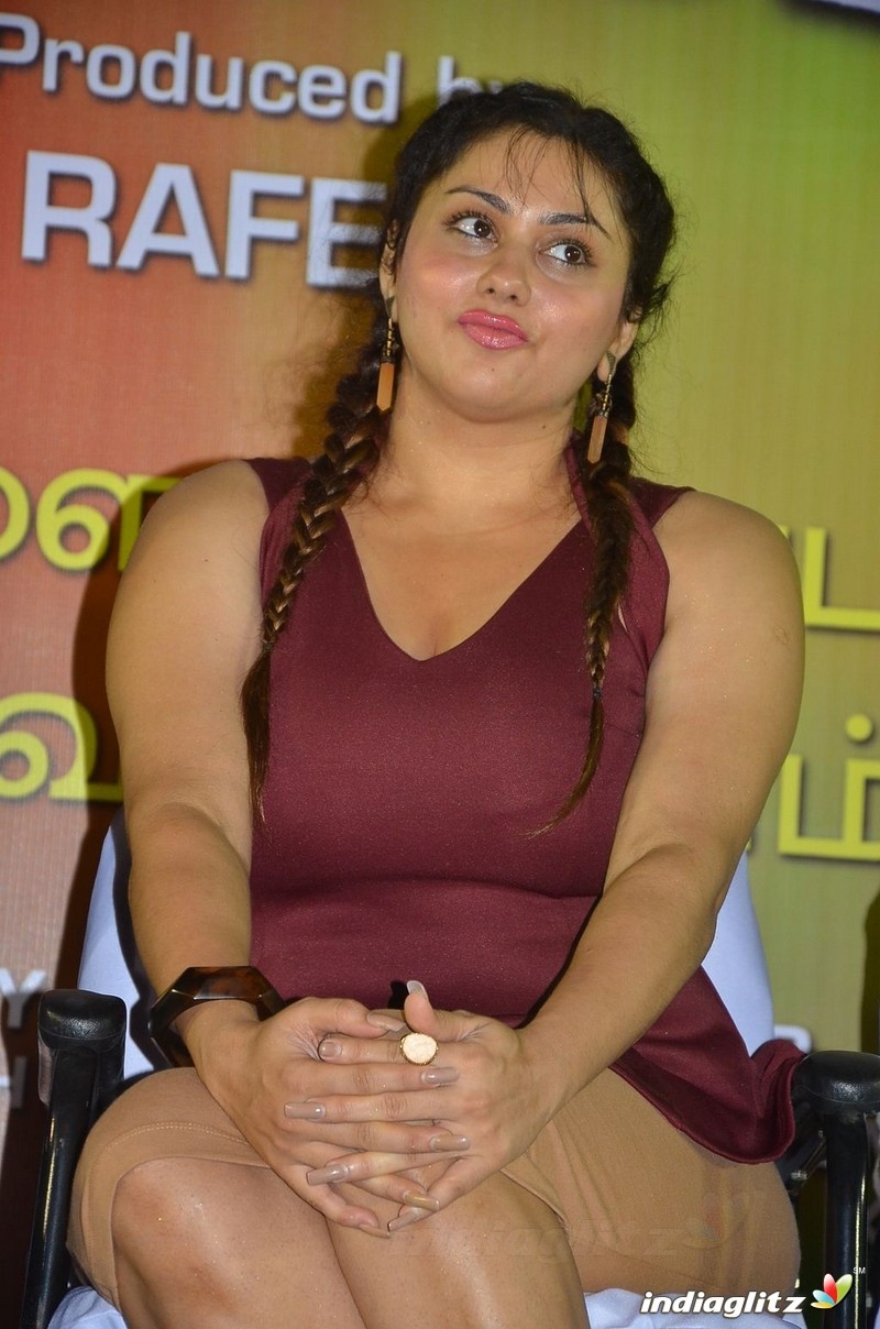 Namitha nude clip that