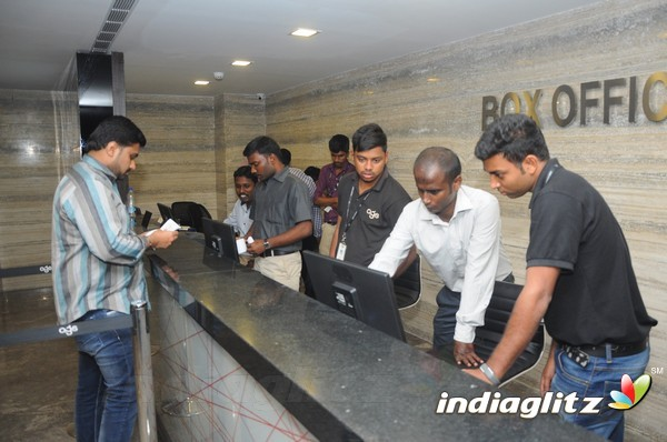 Events Ags Cinemas Launched A 4 Screens Multiplex In T