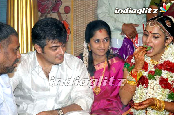 Ajiths Sisters Wedding Stills