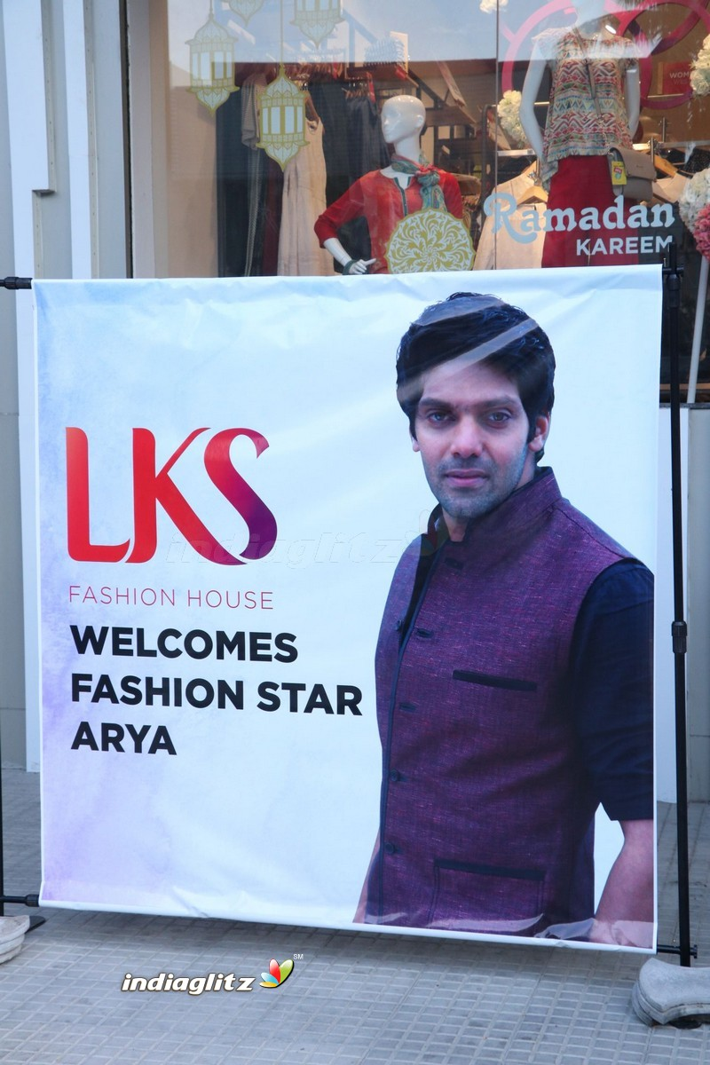 Arya Introduces The New Jersey LKS Fashion House