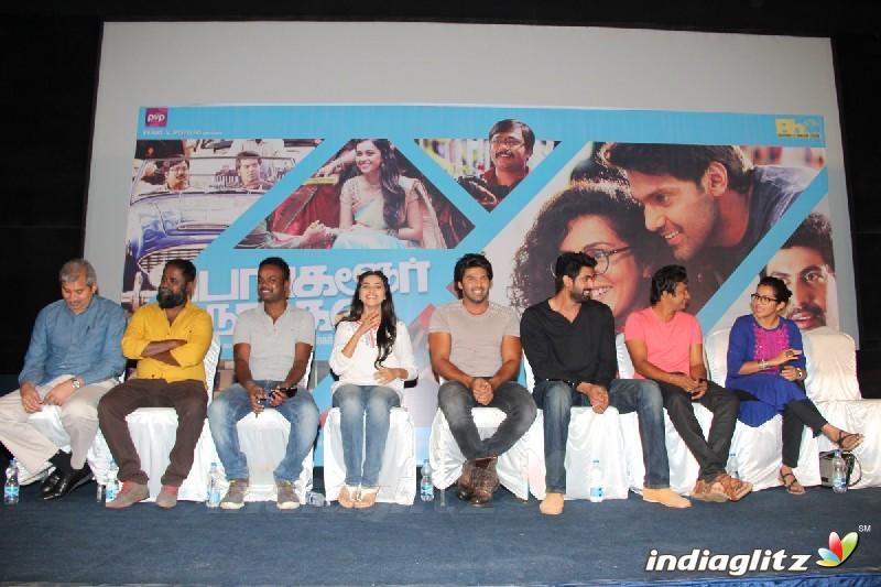 Bangalore Naatkal (2016) Movierulz DVDRip Tamil Full Movie