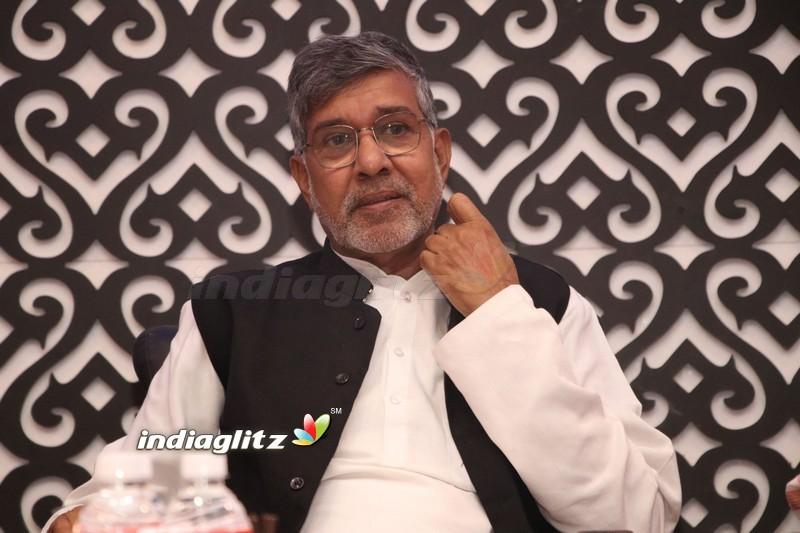 Bharat Yatra Press Meet