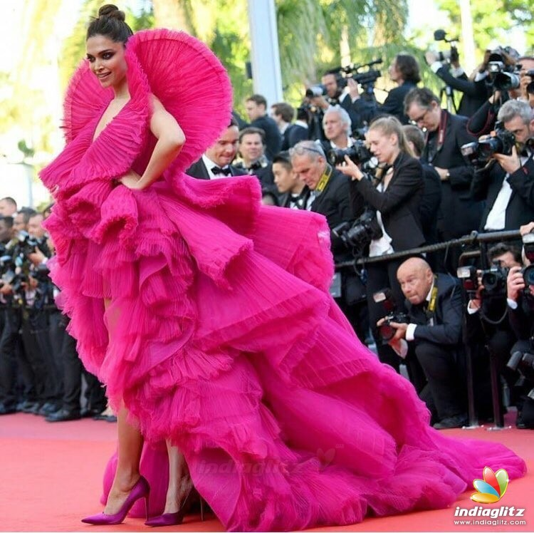 Celebs at Cannes Film Festival  2018