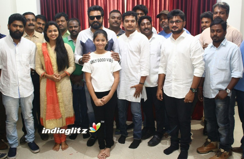 'Chennayil Oru Naal 2' Movie Launch