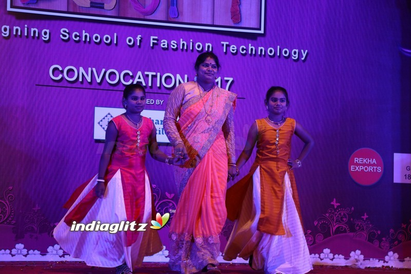 Celebs At DSoft Convocation 2017