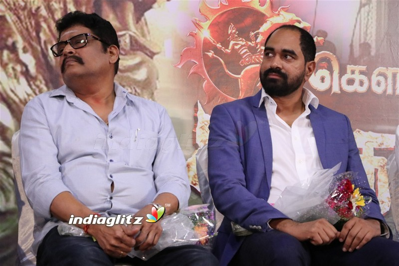 'Gautamiputra Satakarni' Trailer Launch