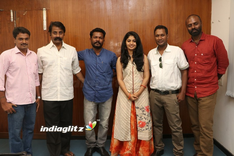 'Ilai' Team Meets The Press