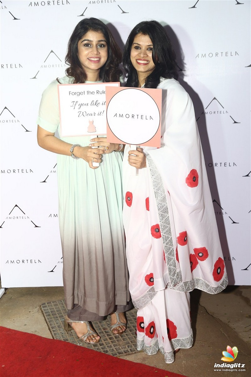 Events - Amortela - Multi Designer Concept Store Inaugurated by ...