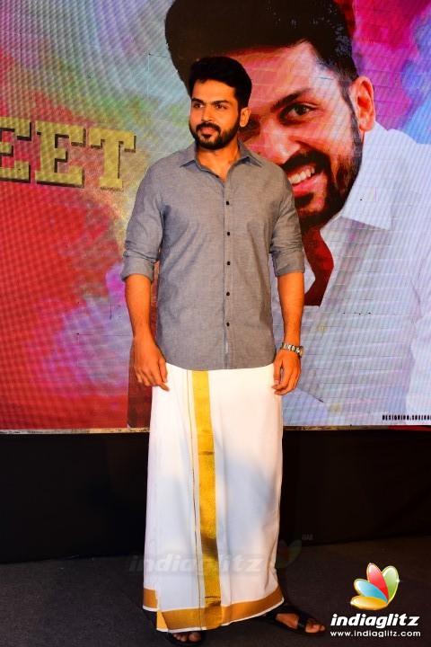 'Kadaikutty Singam' Promotion at Kerala