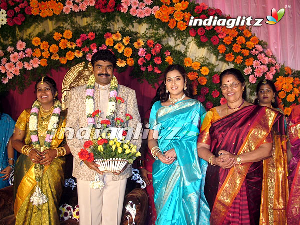 Serial actress vandana wedding