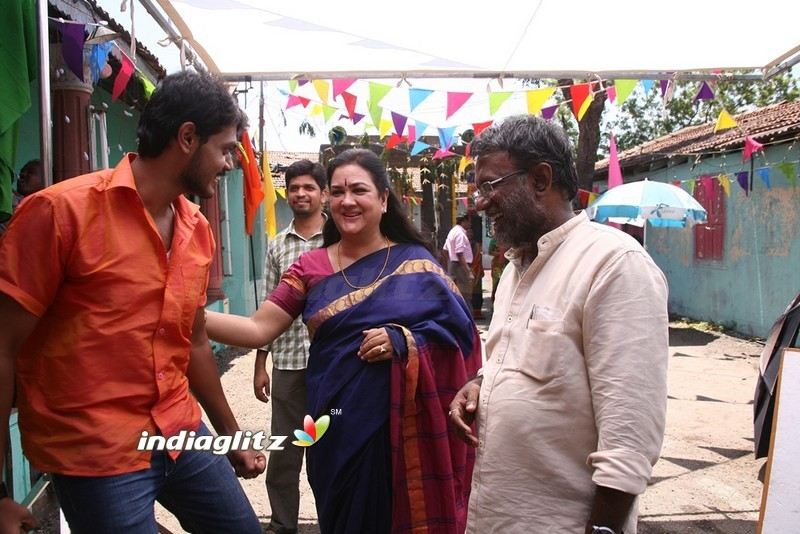 'Koothan' Shooting Spot