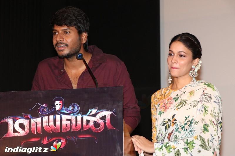 Mayavan Movie Audio Launch