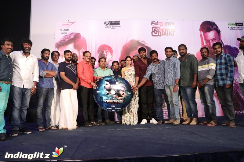 Mayavan Movie Audio Launch