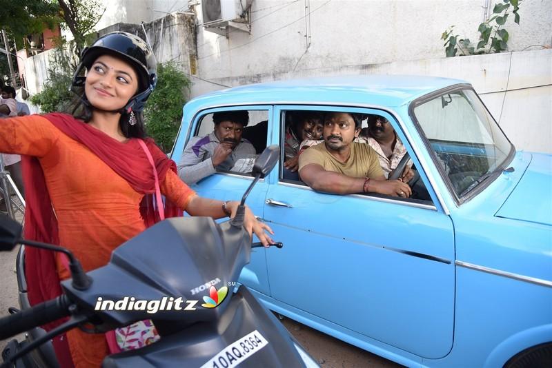 'Pandigai' Shooting Spot