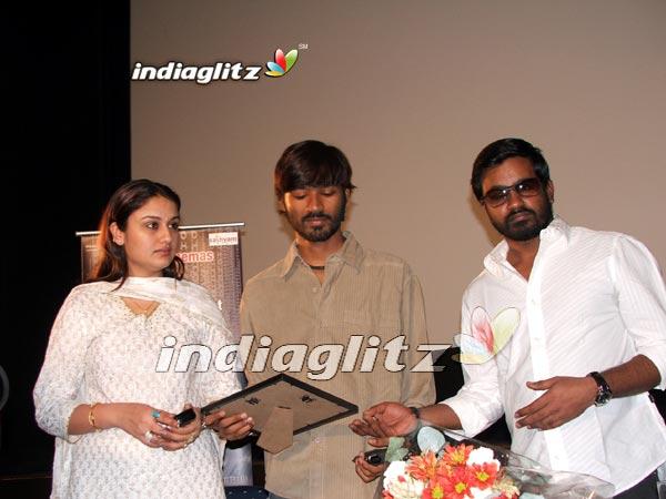 Pudhupettai As First Ever D - Cinema