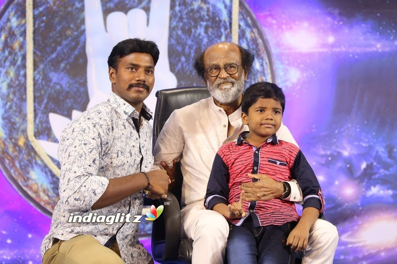 Superstar Rajinikanth Fans Meet - Day 3