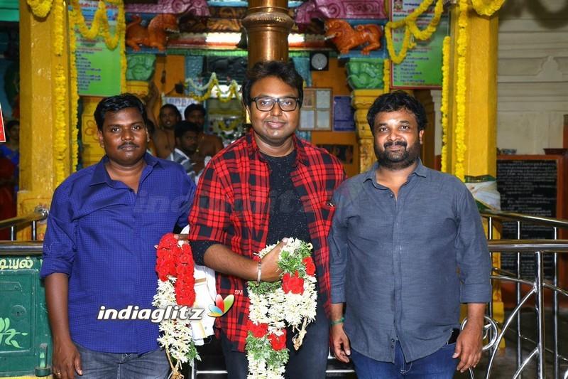 Production No 4 Sivakarthikeyan 12 Movie Pooja