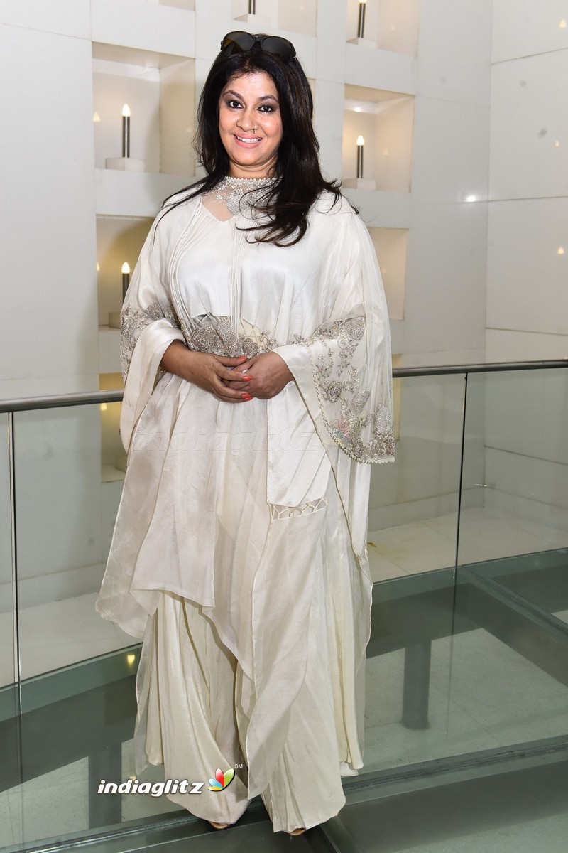 Sneha Nair Inaugurated Maithri Rakhi Bazaar Exhibition