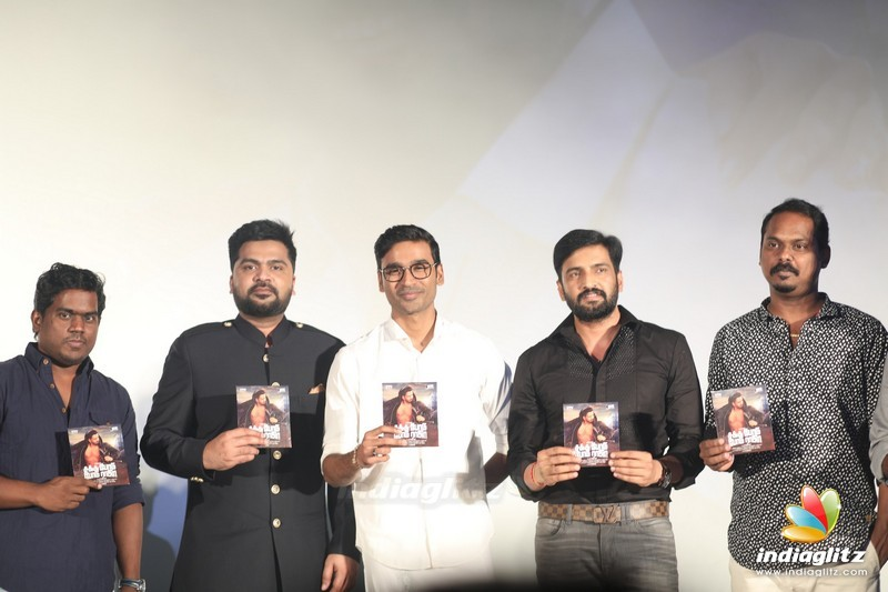 Dhanush Launched 'Sakka Podu Podu Raja' Audio
