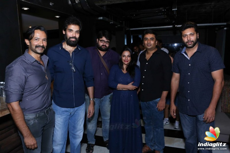 'Tik Tik Tik' Success Party