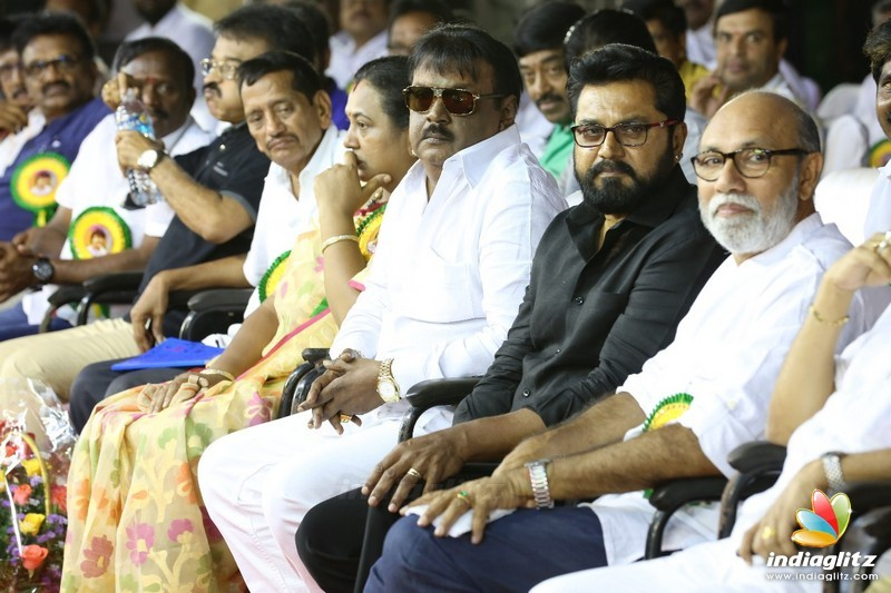 Captain Vijayakanth 40 Years in Tamil Cinema
