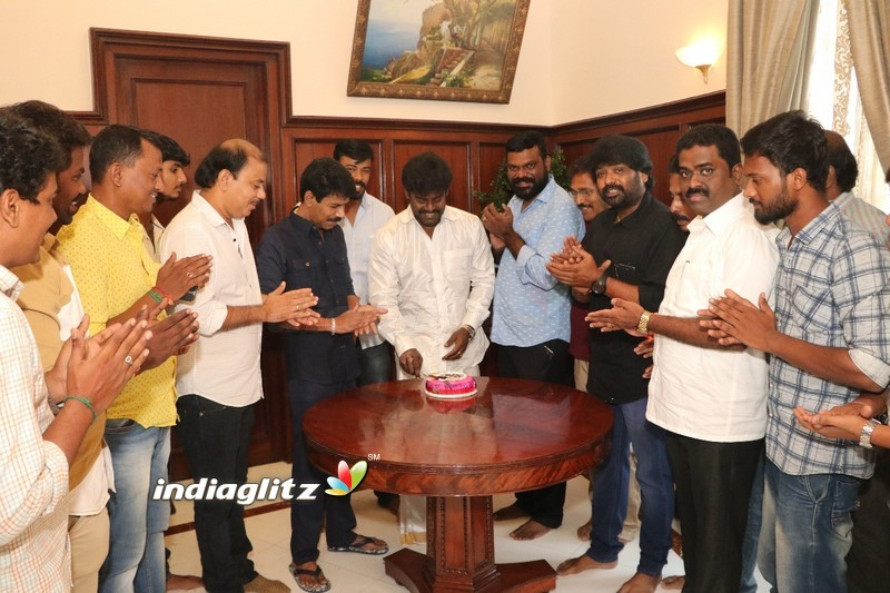 'Vettainaai' Movie First Look Poster Launch
