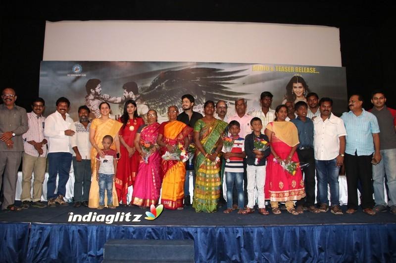 'Vinnai Thandi Vantha Angel' Audio Launch