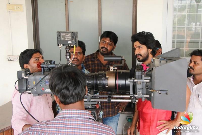 Vishnu Vishal's New Movie Pooja