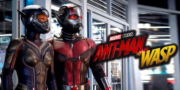 Ant-Man and the Wasp Peview