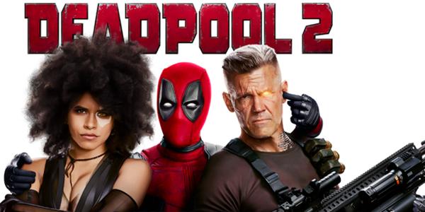 Deadpool 2 Peview
