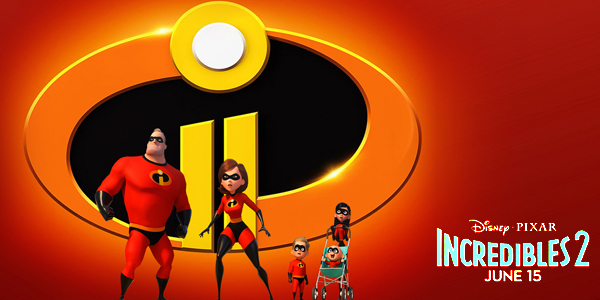 Incredibles 2 Peview