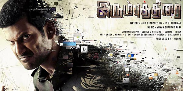 Irumbu Thirai Peview