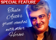Thala Ajith's great combos with other Heroes