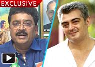 Controversies surrounding Ajith in Nadigar Sangam Cricket - S.Ve Sekar clarifies