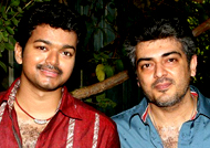 Vijay and Ajith to unite in July?