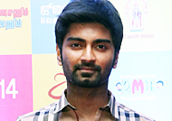 Atharvaa's film deal finalized in just 10 minutes