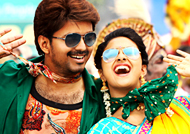 A new form of Diwali treat from 'Bairavaa' team