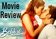 'Befikre' Movie Review