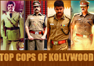 Top Cops of Kollywood