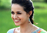 Bhavana starts shooting for her next! Welcomed with claps