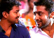 Vijay and Suriya heroine is Dhoni's mom