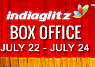 Chennai Box Office (July 22nd - July 24th)