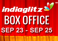 Chennai BOX OFFICE Status (Sep 23rd - Sep 25th)