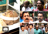 Kollywood Pays Homage to Cho Ramaswamy