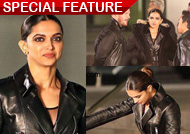 Deepika Padukone goes bold & fiery on the last day of her shoot! Click Here