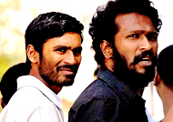 Big jail getting ready for Dhanush and Vetrimaran