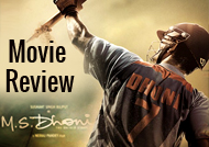 'M S Dhoni '- Movie Review